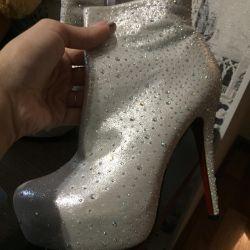 Γυναικεία μπότες αστραγάλου