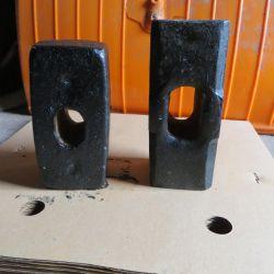 Sledge hammer 6kg and 5 kg