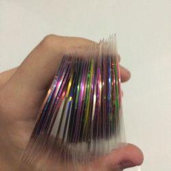 Benzile noi - bandă adezivă pentru designul unghiilor.