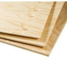 Plywood coniferous ФСФ 3/3 (ср / ср) 18 * 2440 * 1220