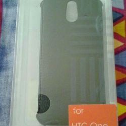 Новый чехол на HTC one E-8