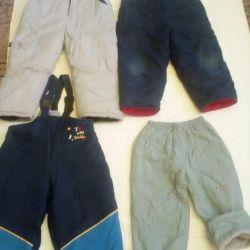 Pants winter