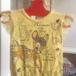 T-shirt παιδικό σχέδιο ΝΕΟ
