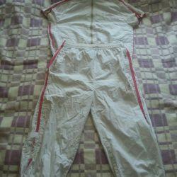 Summer sports suit