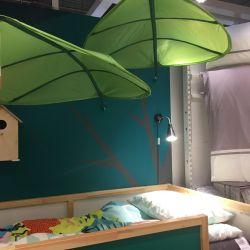 Κομοδίνο πάνω από το κρεβάτι lKEA