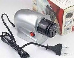 Ηλεκτρική ξυριστική μηχανή για μαχαίρια και ψαλίδια νέα δωρεάν. dos