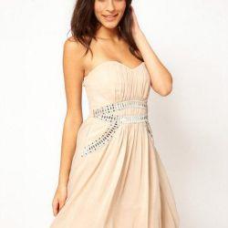 Новое платье-бандо Little Mistress (оригинал)