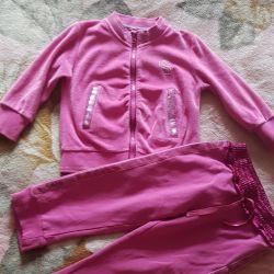 Costume Sarabanda Italy 86-92