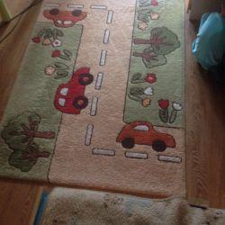 Carpet for children