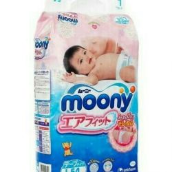 Moony Diapers with Disney L 54pcs 9-14kg