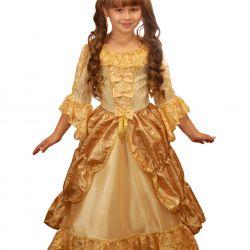 Children's carnival costume Cinderella