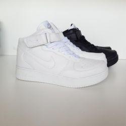 Новые кроссовки Nike Air Force 💪🏼👍🏼🔥
