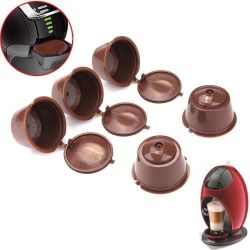 Reusable capsules for coffee machine Dolce Gusto
