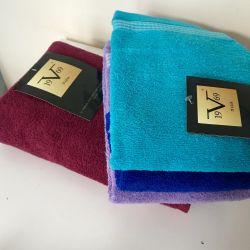 New Towels Versace Original