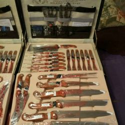 Ножи подарочный набор