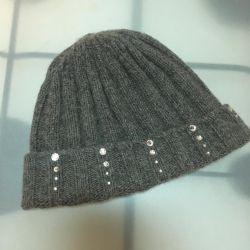 Новая шапка Италия Swarovski 📦 6
