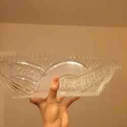 Salata kasesi (kristal)