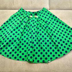 όμορφη καλοκαιρινή φούστα (νέα), μέγεθος 46