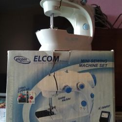ELCOM EL-401C sewing machine