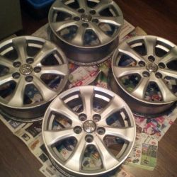 Wheels for Toyota R16