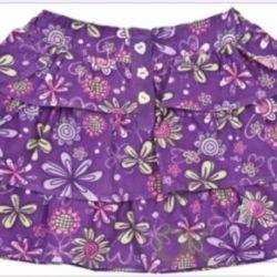 Children's skirt play today 104 cm