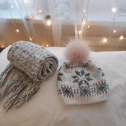 Hat + scarf