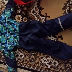 Lenne 134 one-piece winter jumpsuit