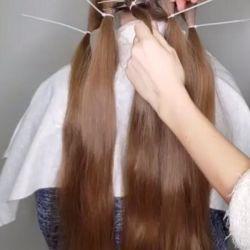 Hair 84 cm