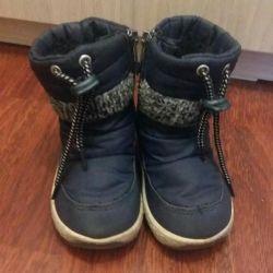 Pantofi încălțați