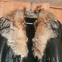 Sheepskin coat for 1 thousand