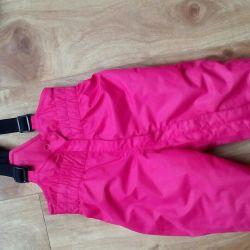 Lassie overalls. Size: 1x fold