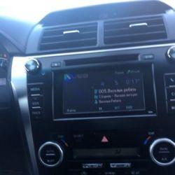 Native reciever Toyota Camry V50