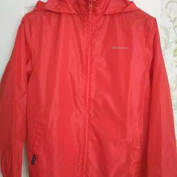 Rüzgarlık, büyüme için kadın ceketi 164