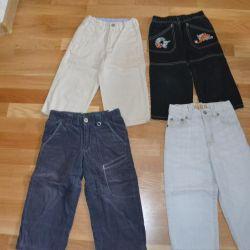 Παντελόνια για αγόρια σελ.92-98