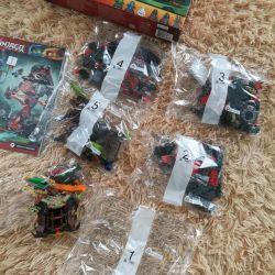 Designer LEGO Nindziago