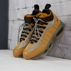 Nike Air Max 95 Sneakerboot 'Brown' sneakers