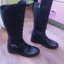 Μοντέλα μπότες