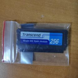 TS256MDOM40V (40-pin IDE Flash Module 256mb)