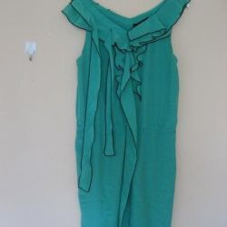 New dress chiffon