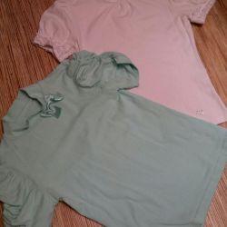 Kızlar için bluzlar