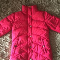 Down jacket winter reebok