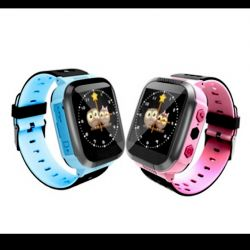 Children's smart GPS watch Q528 with camera