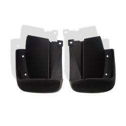 Брызговики задние (комплект - 2шт.) Honda Civic седан VIII (FD1) (05-Н.В)