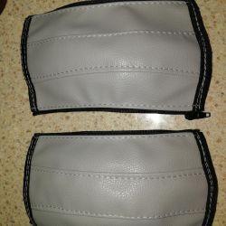 Pram handle pads