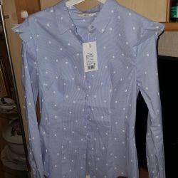 Рубашка р.44 новая