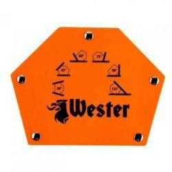 Угольники магнитные WESTER для сварки