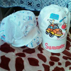 Cap + pălărie nouă