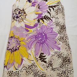 Silk dress america