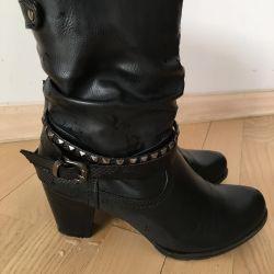 Ботильоны ботинки (весна/осень)