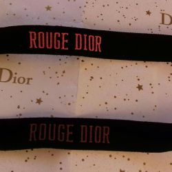 Choker by Dior Rouge Dior